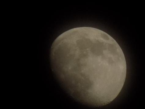 """Tomorrow evening...""""blood moon"""""""