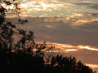 Sunrise in SA